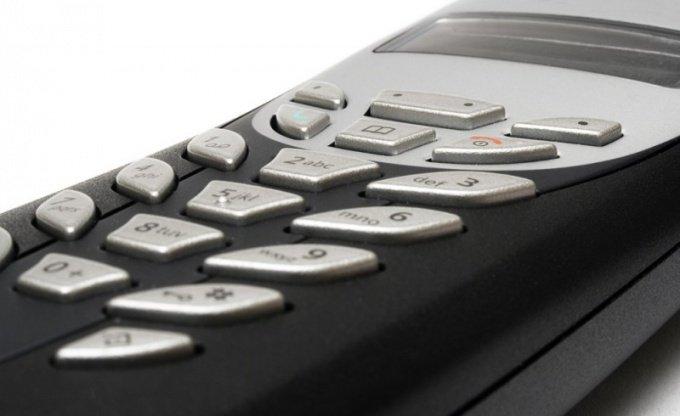 Как подключить DECT-телефон