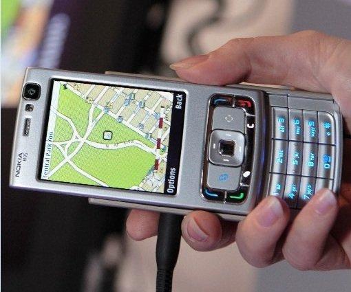 Как загрузить карты в телефон