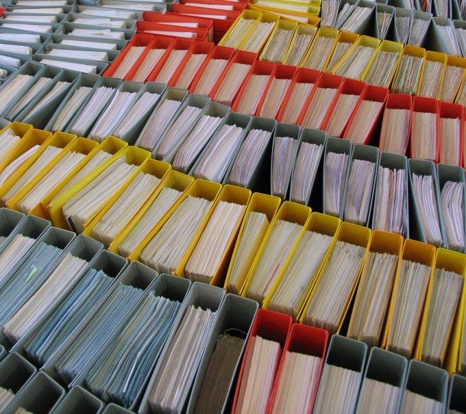 Как распаковать часть архива