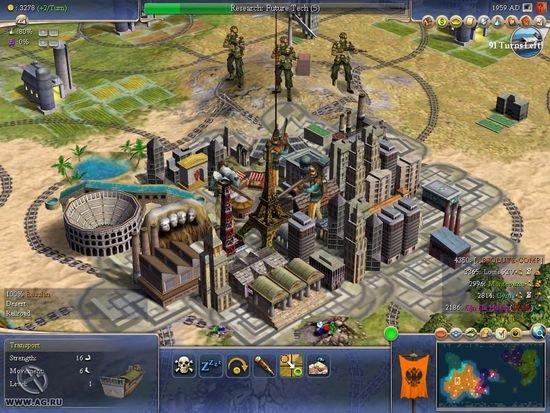 Как играть в цивилизацию