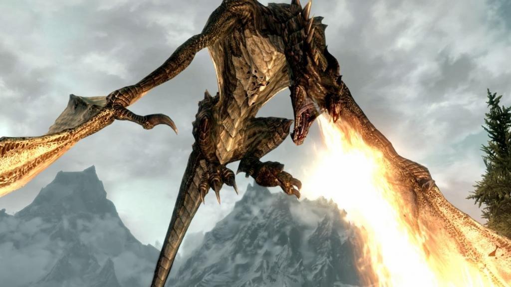 схватка с драконом