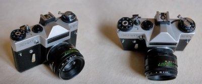 """Как настраивать фотоаппарат """"Зенит"""""""