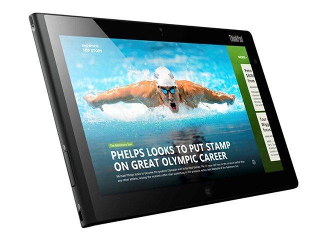 Когда выйдет ThinkPad Tablet 2