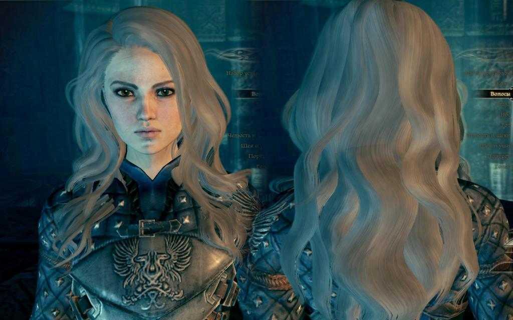 Моды для Dragon Age Origins: на внешность
