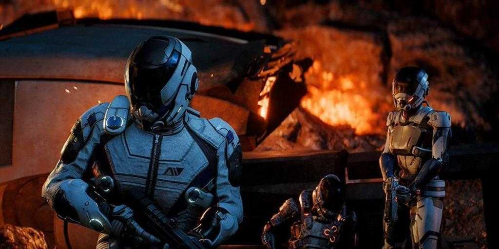 Классы Mass Effect Andromeda